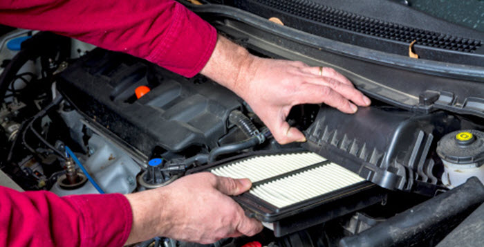 Cabin Air Filter - Cottman Man - Cottman Transmission and Total Auto Care