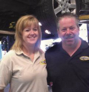 Columbia Auto Repair Business - Cottman Man - Cottman Transmission and Total Auto Care