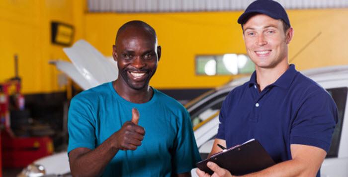 Local Repair Shop - Cottman Man - Cottman Transmission and Total Auto Care