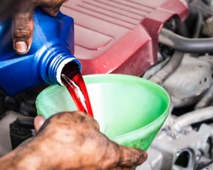 transmission flush - transmission fluid exchange by Cottman Transmissions and total auto care