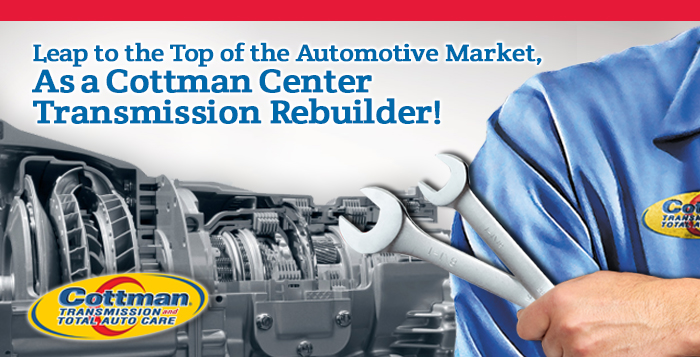 Cottman Center Transmission Rebuilder Careers