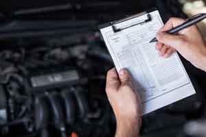 Scheduled Car Maintenance - Cottman Man - Cottman Transmission and Total Auto Care