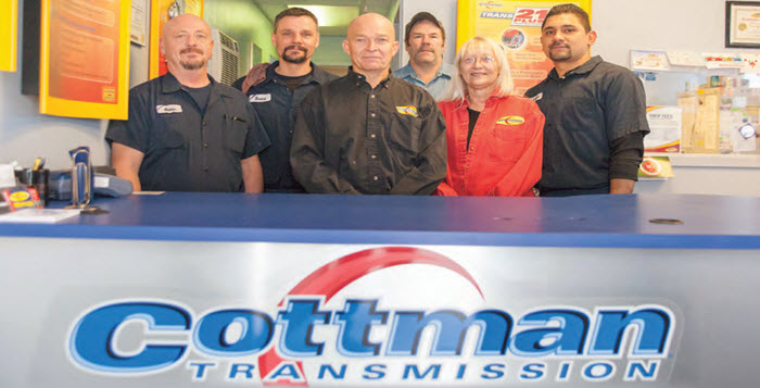 Cottman Of Denver - Cottman Man - Cottman Transmission and Total Auto CAre