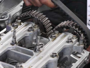 timing belt replacement by cottman transmission and total auto care