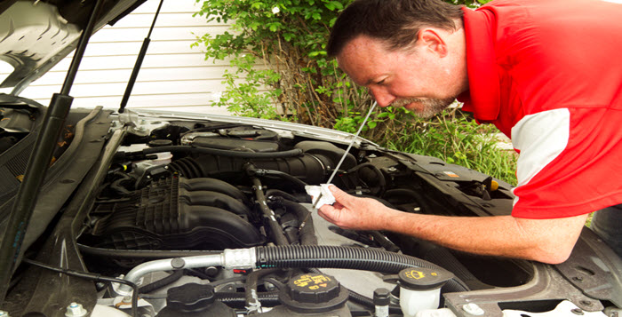 Car Fluid Checks - Cottman Man - Cottman Transmission and Total Auto Care