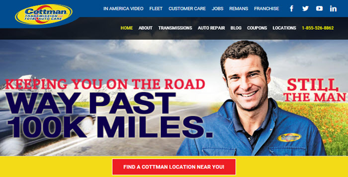 New Website - Cottman Man - Cottman Transmission and Total Auto Care